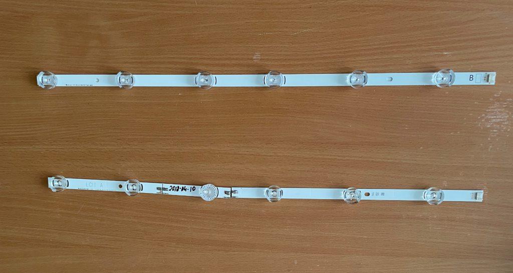 nauja ir savadarbe LED juosta