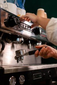 kavos aparatų nukalkinimas